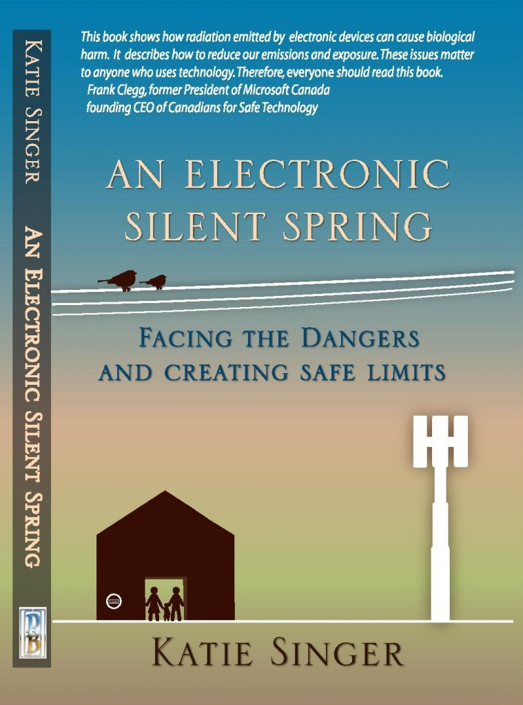 An Electronic Silent Spring Front Cover