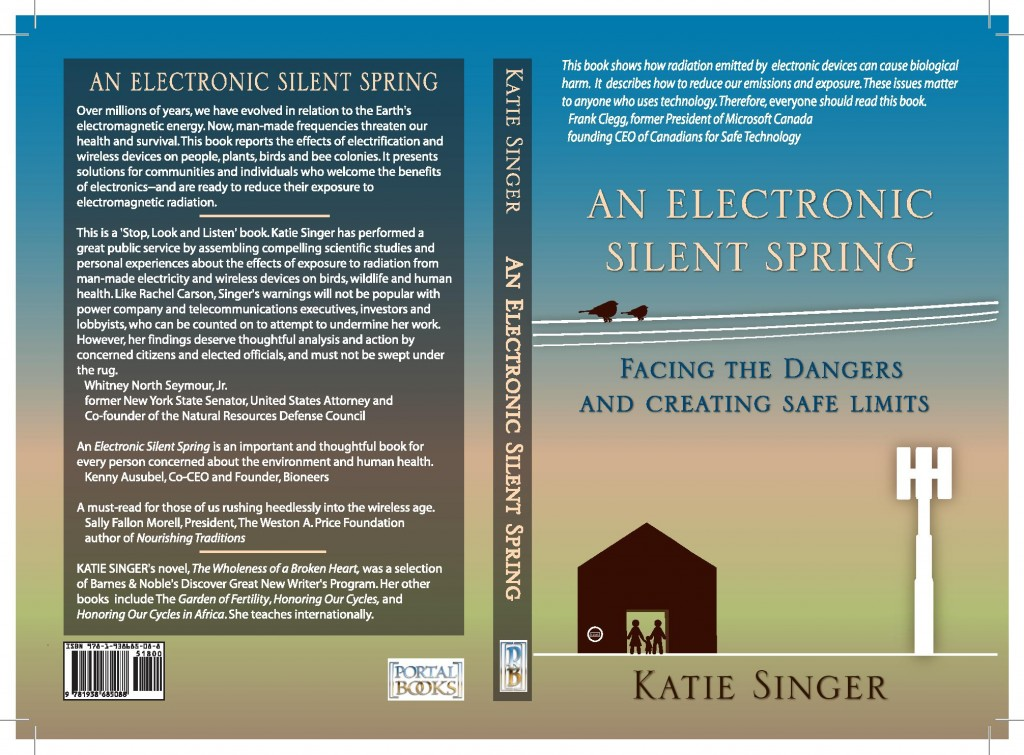 An Electronic Silent Spring Cover